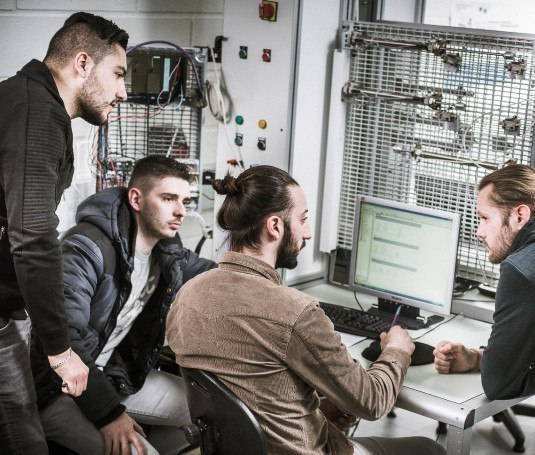 bts services informatiques aux organisations  sio  option slam