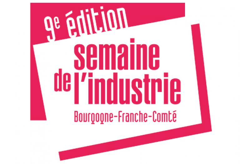 Logo Semaine Industrie Pôle Formation