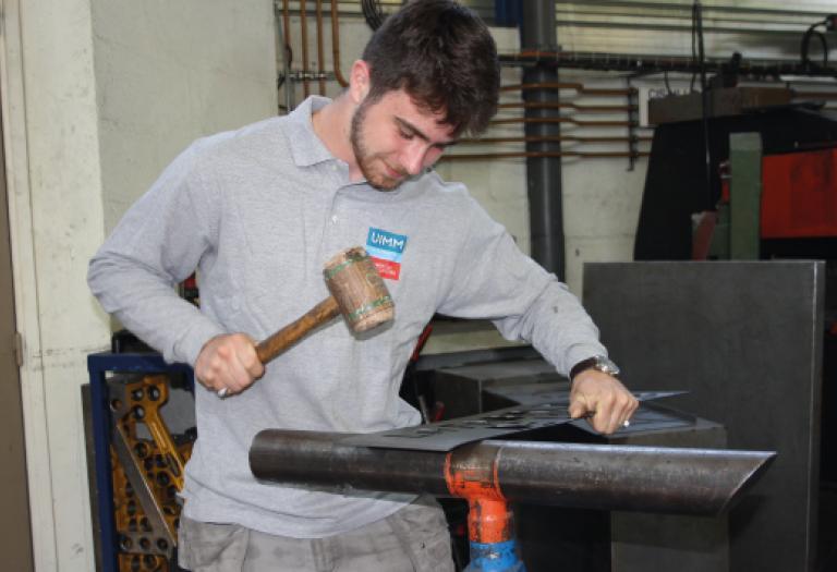 Médaille d'Or Antoine Triboulet Concours Un des Meilleurs Apprentis de France MAF