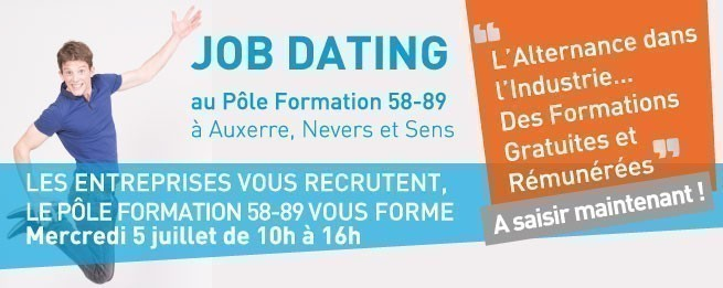 job dating industrie 443